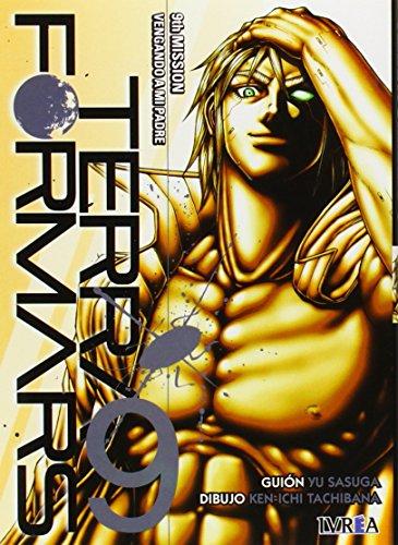 Descargar Libro Terra Formars 9 Yu Sasuga