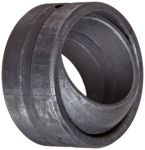 RBC Bearings B20LSS Radial Sealed Spherical Plain Bearing, 52100 Bearing Quality Steel, Inch, 1.25