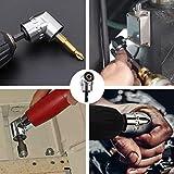ANIN Set of 3 Universal Socket Wrench 7-19mm Grip