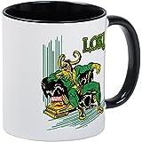 CafePress Marvel Comics Loki Retro Mug Unique Coffee Mug, Coffee Cup