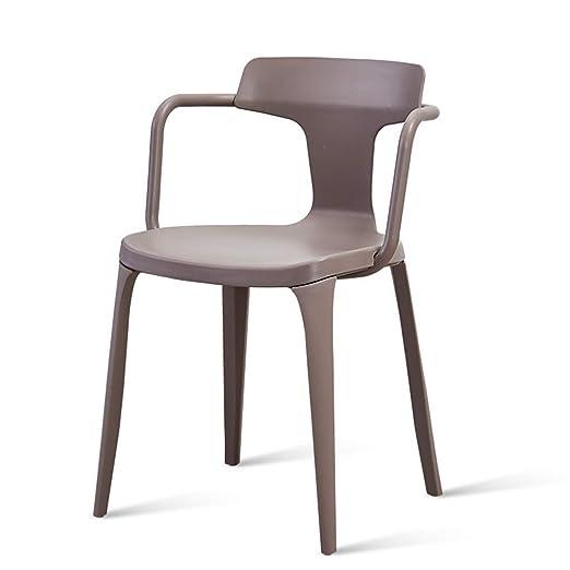 Silla de Comedor Silla de Descanso de jardín, sillas de café ...