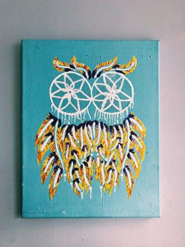 Owl Dream Catcher Buy Online In Albania At Albania Desertcart Com Productid 57946368