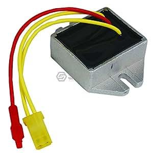 amazon com replacement voltage regulator for briggs and stratton