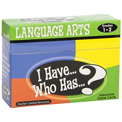 I Have, Who Has?: Language Arts Game, Grades 1-2: Teacher Created Resources: Office Products