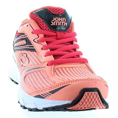 Femme Sport de Smith Chaussures RANDER Coral pour John W xCXgqtRR