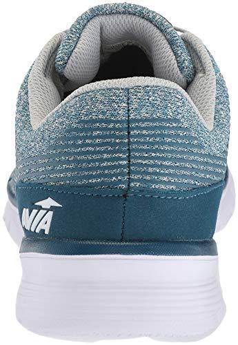 White Rift Teal Sneaker Women's Sapphire Avia Deep Avi qwHAxUf0