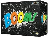 Strata 2018 Boom Golf Balls (Two Dozen)