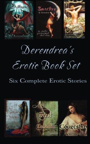 Derendrea's Erotic Book Set