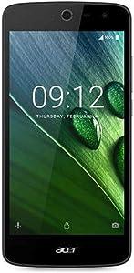 Acer Liquid Zest 1.3GHz 1GB 8GB 5 IPS 8.0 MP Android 6.0 Metallic Black HM.HUEAA.002