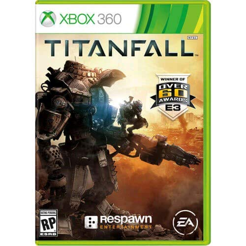 Game - Titanfall - X360
