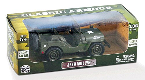 The 8 best diecast military vehicles 1 32
