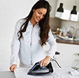 Professional Grade 1700W Steam Iron for Clothes