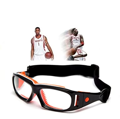 perfect glasses agt4  Mincl Basketball Sports Glasses Football Perfect Personality Goggles