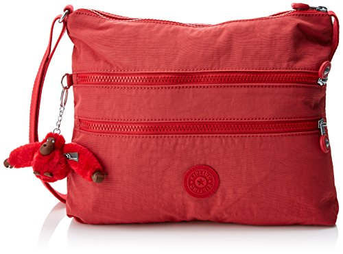 Spicy Kipling Alvar Bag Body Womens Red Cross C Red qPanYZgx