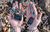 KeySmart Rugged - Multi-Tool Key Holder with Bottle Opener and Pocket Clip