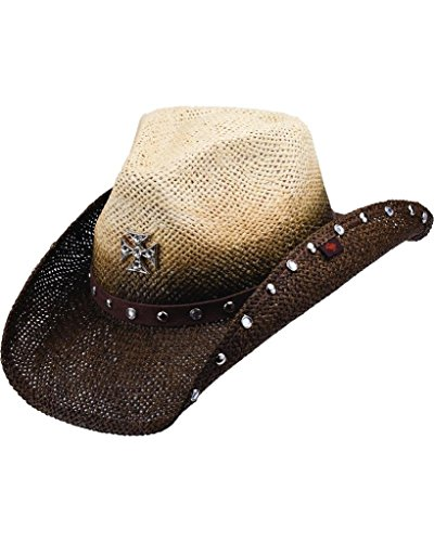 peter-grimm-ltd-womens-rosenheim-cross-two-tone-and-cowgirl-hat-brown-one-size