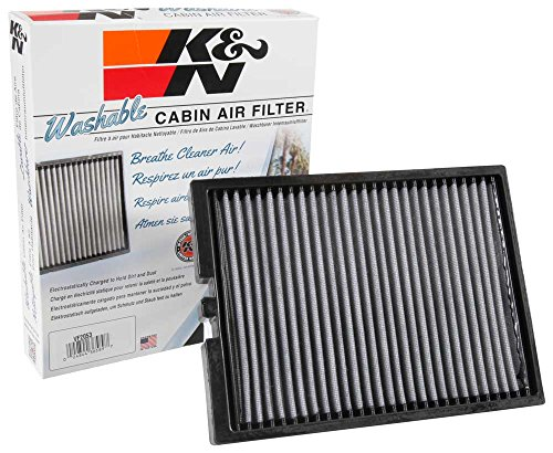 VF2053 K&N CABIN AIR FILTER (Cabin Air Filters):