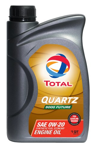 Total (185645-1QT) Quartz 9000 Future ACEA/API 0W-20 Engine Oil - 1 Quart