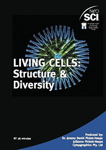 Neo Sci 1017102 Living Cells  Structure And Diversity Dvd