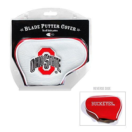 Team Golf NCAA Ohio State Buckeyes Blade Putter Cover (State Ohio Blade)