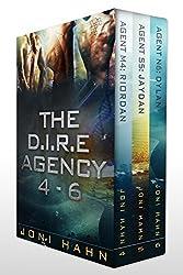 The D.I.R.E. Agency Series Box Set, Books 4-6