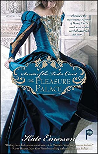 book cover of The Pleasure Palace