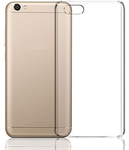 timeless design f5842 001ec Zedfo Case Transparent Back Cover for Redmi Y1 Lite