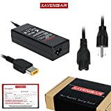 Xavengar 65W 20v 3.25A Lenovo 11E, IdeaPad Yoga 13, ThinkPad T440 Series Laptop Power Charger Adadpter Power Supply Cord Replacement
