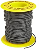 Mitchell Abrasives 52 Round Abrasive Cord, Aluminum Oxide 150 Grit .055'' Diameter x 25 Feet