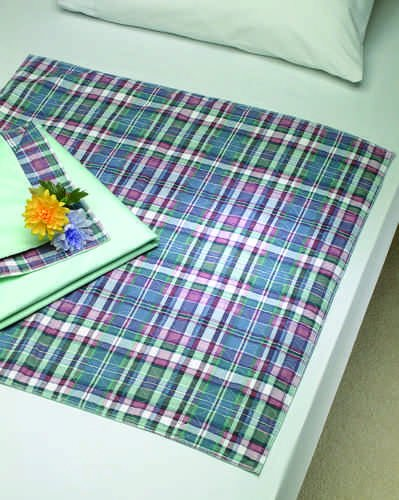 (24) 34''x36'' Plaidbex Underpads (24 in Pack)