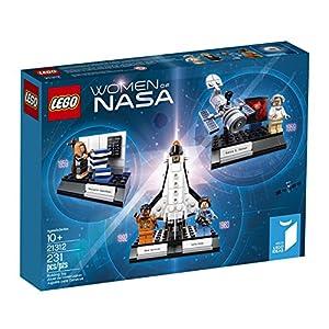 LEGO Ideas Women of Nasa 21312 Building Kit (231 Piece)