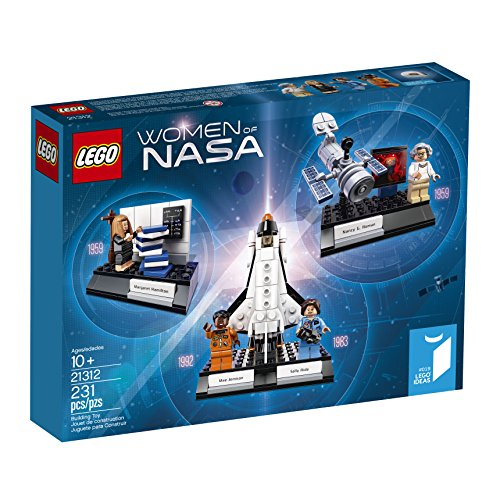 : LEGO Ideas Women of Nasa 21312 Building Kit (231 Piece)