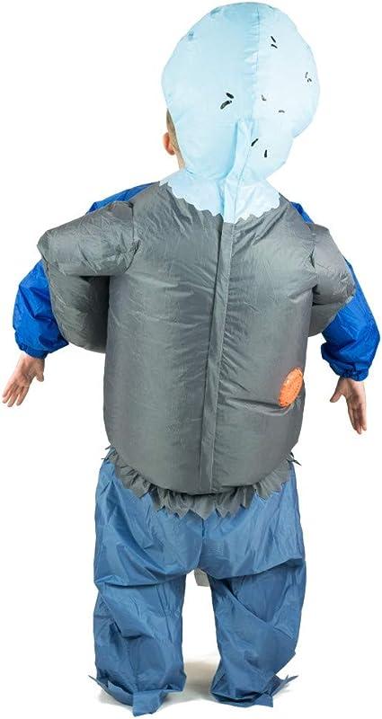 Bodysocks® Disfraz Hinchable de Zombie Niño: Amazon.es: Juguetes y ...