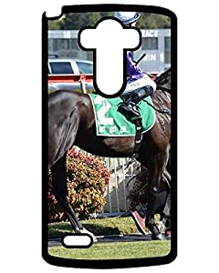 Lovers Gifts 6924262ZF545574527G4 LG G4 Case,PC Hard Shell Transparent Cover Case for LG G4 Horse Racing # 2 Giuliani and Jockey T Berry NBA Galaxy Case's Shop