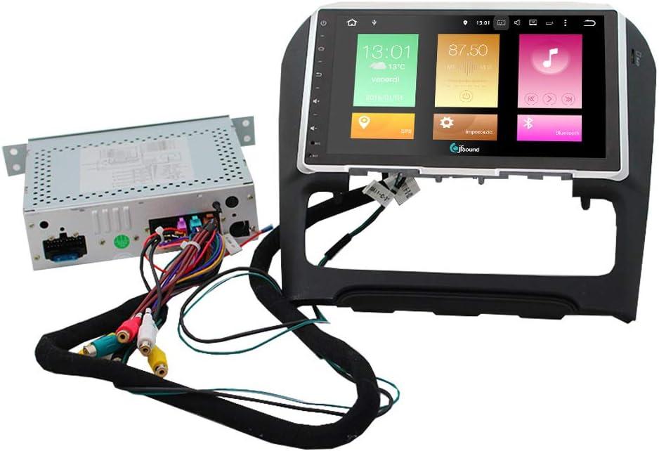 Radio de Coche para Citroën C4 Picasso Android GPS Bluetooth ...