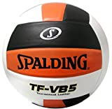 Spalding TF-VB5 Orange/Black/White