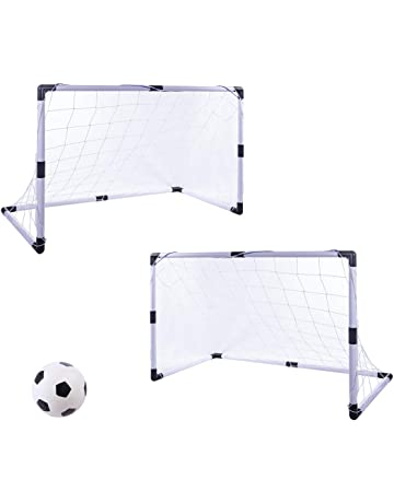 09d221d21dc7db Giplar 2 Cage de Football Portable - But de Football Enfants Entraînement de  Football Porte