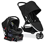 Britax 2016 B-Agile 3/B-Safe 35 Travel System, Black