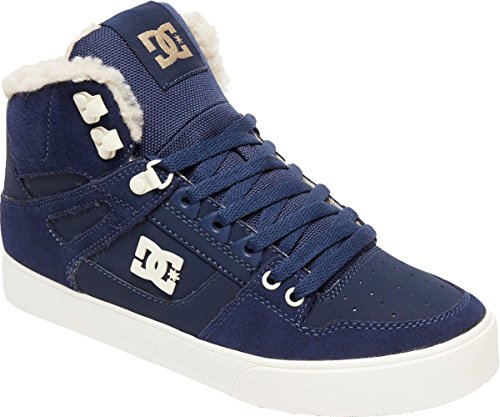 DC Shoes Men's Pure WNT Winter High-Top Boots Navy/Khaki -