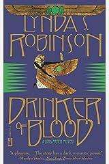 Drinker of Blood (Lord Meren Mysteries (Paperback)) Paperback