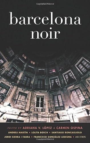 book cover of Barcelona Noir (Akashic Noir)