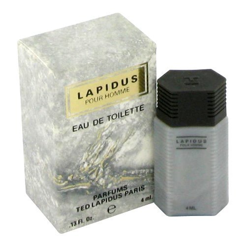 Lapidus By Ted Lapidus Mens Mini Eau De Toilette (EDT) .12 Oz