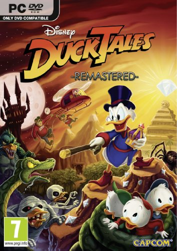 Disney Duck Tails Remastered (PC DVD) by Capcom