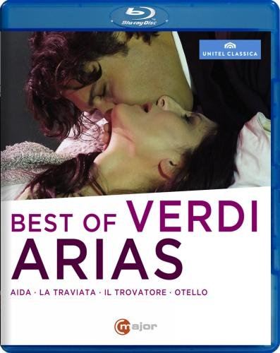 Best of Verdi Arias (Blu-ray)