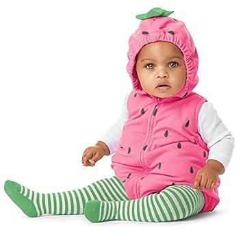 Carteru0027s Little Strawberry Halloween Costume-3-6 Months Size 3-6 Months  sc 1 st  Amazon.com & Amazon.com : Carteru0027s Little Strawberry Halloween Costume-3-6 Months ...