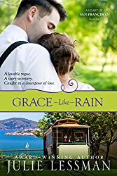 Grace Like Rain: A Heart of San Franciso Novella