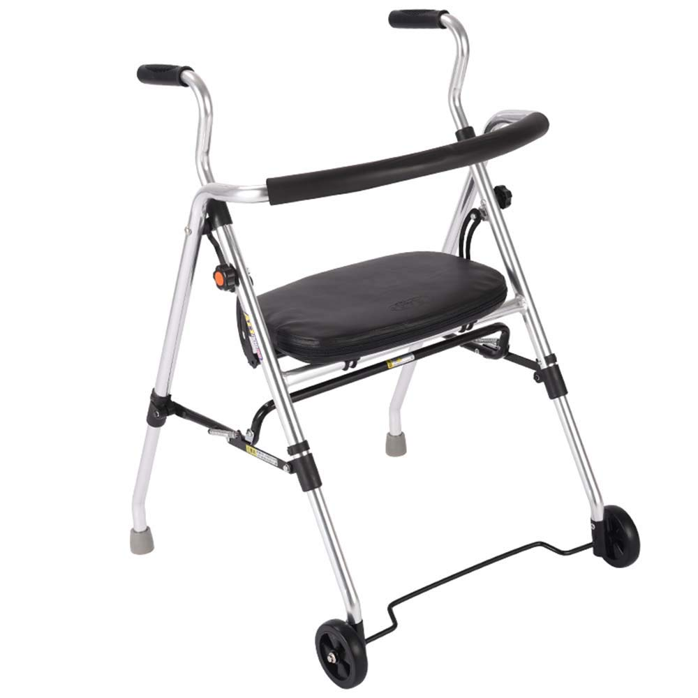 全国宅配無料 高齢者多機能ウォーカー - - トロリーウォーカー - アルミ軽量ショッピングカート - - 折り畳み補助ウォーカー B07L2YFNLQ B07L2YFNLQ, どら屋:8733d051 --- a0267596.xsph.ru