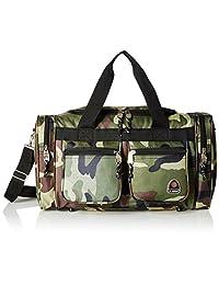 Rockland PTB419 Luggage Tote Bag, Camo, Medium, 19-Inch