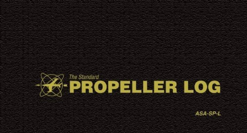 (The Standard Propeller Log: ASA-SP-L)