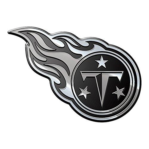(NFL Tennessee Titans Premium Metal Auto Emblem)